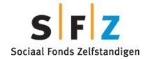 SFZ Sociaal Fonds Zelfstandigen
